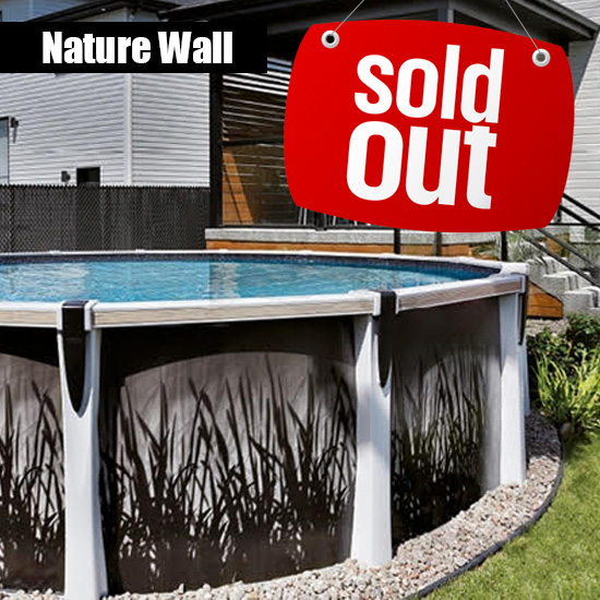Inovo Nature Wall Swimming Pool - Sold Out